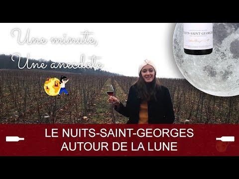 [VIDÉO] Une minute, une anecdote - Le Nuits-Saint-Georges autour de la lune