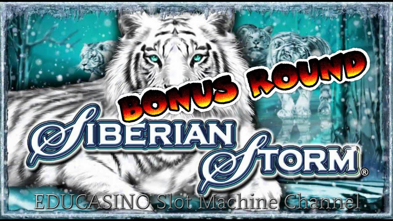 Free Slot Machine Siberian Storm