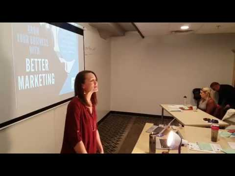 Boost Biz Ed - Denver - 02-01-2017 - Grow Your Business with Better Marketing