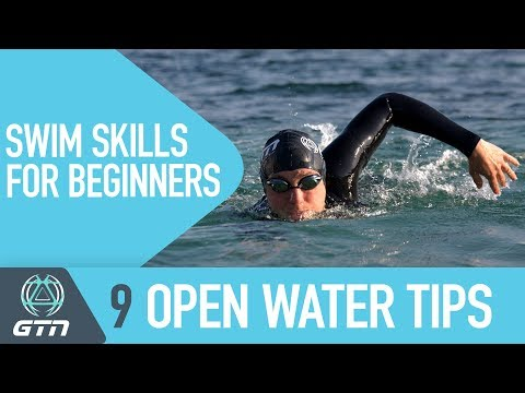 9 Open Water Swimming Tips | Swim Skills For Beginners