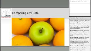 Big Cities Health Inventory Data Platform 2.0 – A Webinar