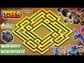 BEST Town Hall 9 (Th9) WAR Base 2018!!!   CLASH OF CLANS