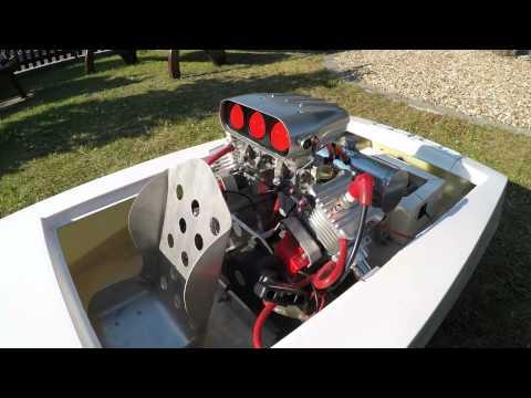 ZENOAH 46ccm - ZENOAH 2x 23ccm - V2 Engine - Zylinder Zenoah with Airscoop