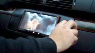 BMW X5 Custom Dash Kit Installation Oxnard, CA - Breakers Stereo 805-486-8307