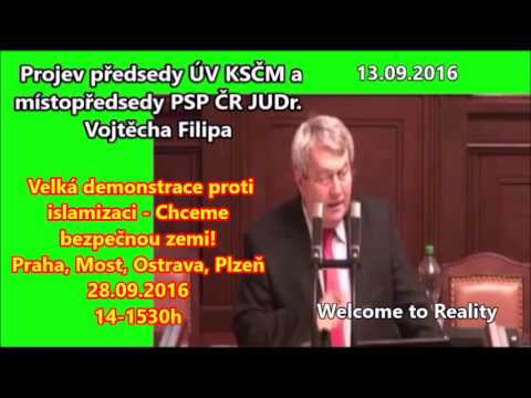 KSČM - Komunistická strana Čech a Moravy