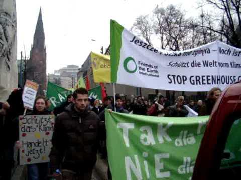 Klima Teraz / Climate Now! Poznan 2008, part 4