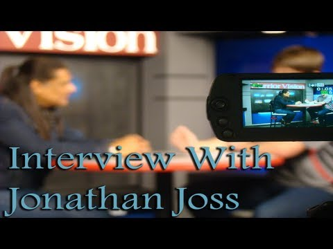 with Jonathan Joss