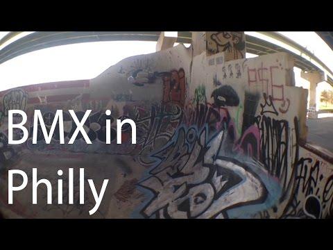 Philadelphia BMX Trip  Spring 2015