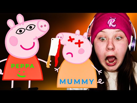 Do Not Play PIGGY GAMES In ROBLOX!!!