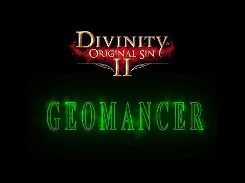 Geomancer - Divinity Original Sin 2 Skill Showcase