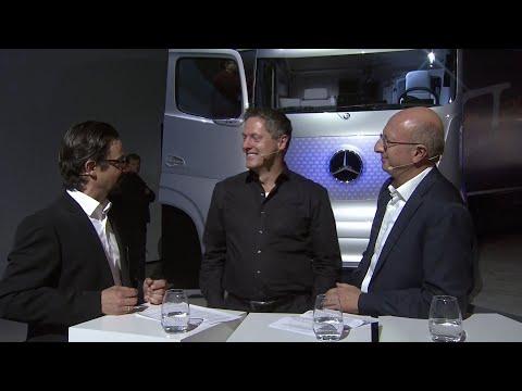 Expert Talk | Mercedes-Benz Future Truck 2025