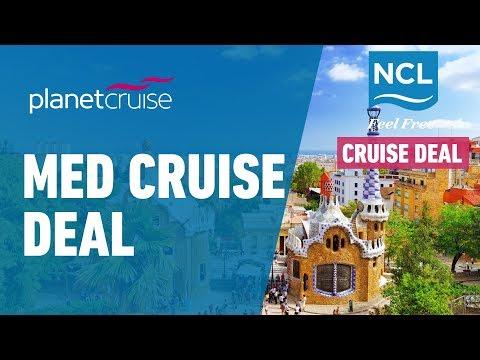 Mediterranean Cruise Deal | Norwegian EPIC | Cruise Deal