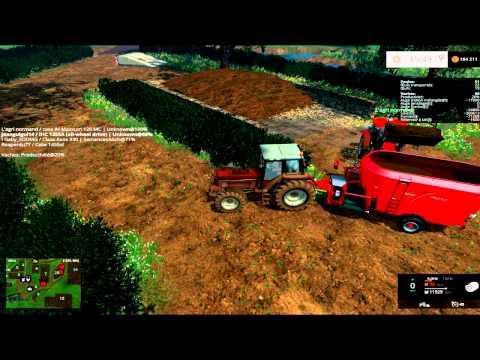Episode 13 carrière suivie La Vieille France / Farming Simulator 2015 MULTI