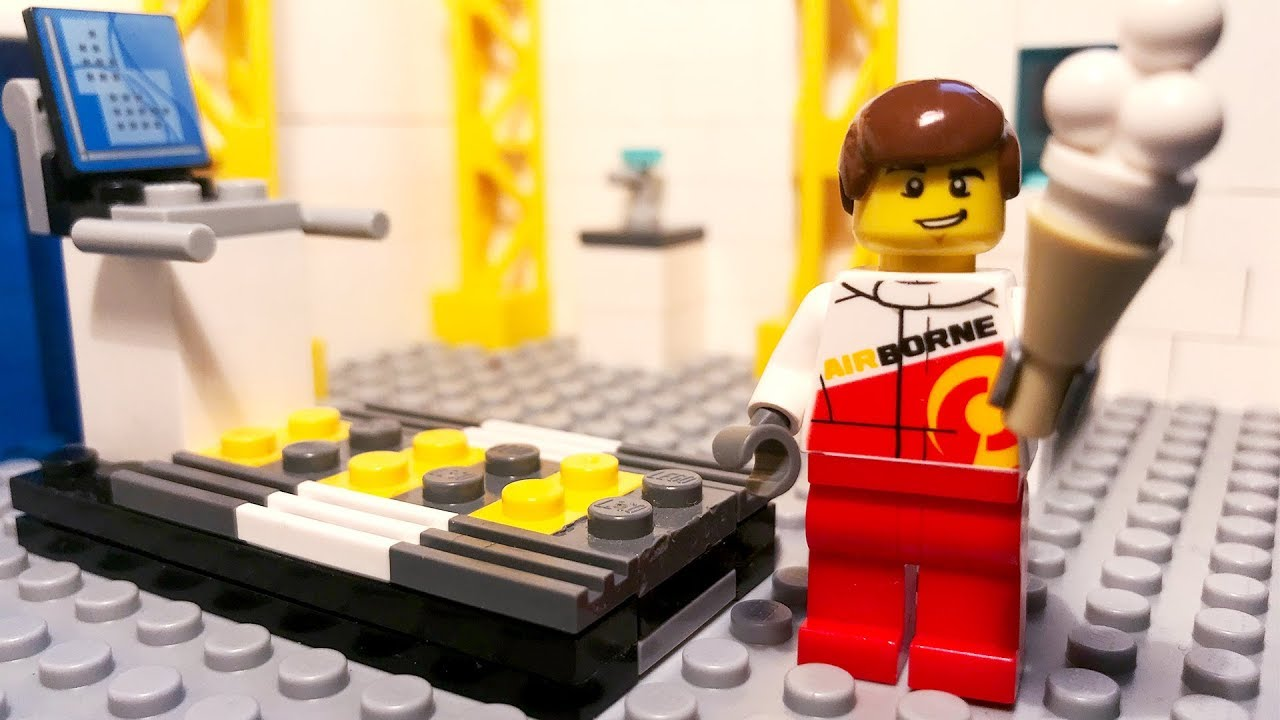 Ultimate Lego Gym FAIL