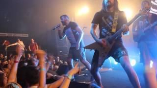 Stigmata - Оставь надежду (Live in Khabarovsk, Stars Fucktory X, 27.09.15)