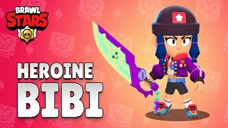Brawl Stars - Gameplay Walkthrough - Heroine Bibi - Brawl Stars Funny moments, Fails and Glitches