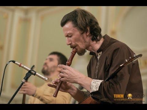 Квинтет Четырёх (Россия) - ТЕРЕМ КРОССОВЕР 2018 - II тур