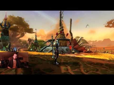 My First Impressions with Wildstar