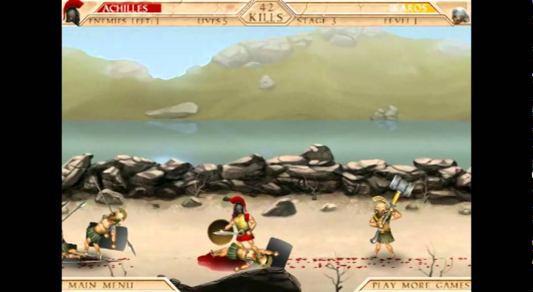 Achilles 2 game free download casino deposit no player us