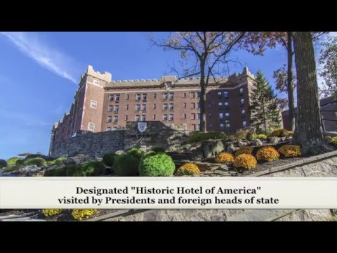 Welcome To The Historic Thayer Hotel at West Point
