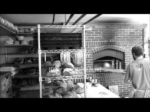 loaves from the oven at Laughing Tree Brick Oven Bakery