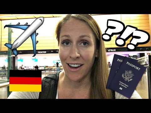 Flying In Germany/Europe Vs The US