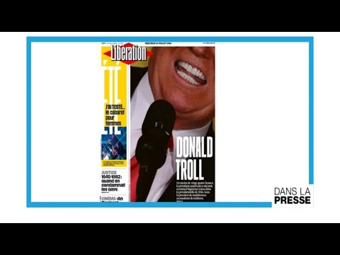 """Donald Troll"""