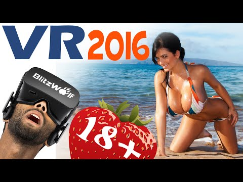 Виртуальная реальность 2016 вместе с BlitzWolf VR | 18+!
