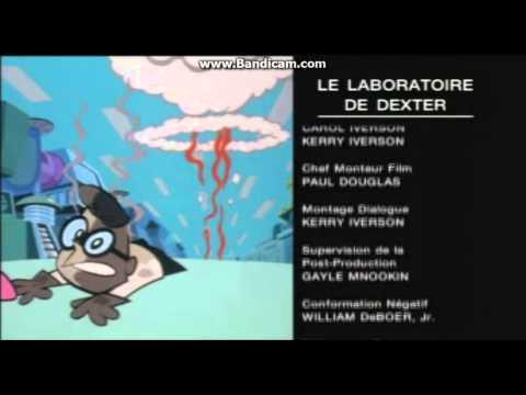 Cartoon network pakistan dexter 39 s laboratory credi - Laboratoire de dexter ...