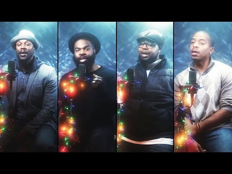 Versace On The Floor - Bruno Mars (Christmas cover by AHMIR R&B Group)