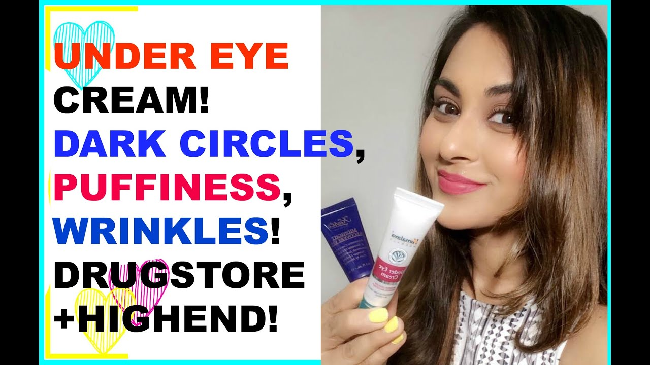 Eye Cream Dark Circles Himalaya Under Eye Cream V S Kiehl S Eye
