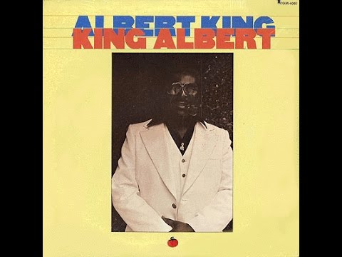 ALBERT KING -  KING ALBERT (FULL ALBUM)