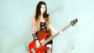 Heart Shaped Box - Nirvana Bass Cover with Tabs ♫