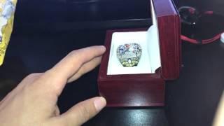 HONEST Fanshonor.com 2015 Denver Broncos Super Bowl 50 ring review