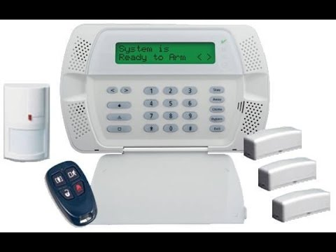 All About ADT Security Alarms