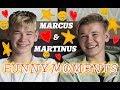 Marcus & Martinus - Funny Moments