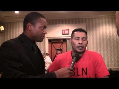 RICARDO MAYORGA: Julio Cesar Chavez Jr Is GARBAGE! I Want Him After Brain Damaged Shane Mosley