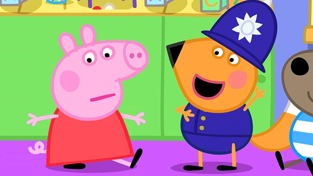 Peppa Pig Italiano - Che Cosa Farò Da Grande? - Collezione Italiano - Cartoni Animati
