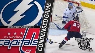 tampa Bay Lightning vs Washington Capitals  May. 21, 2018  Game 6  Stanley Cup 2018. Обзор