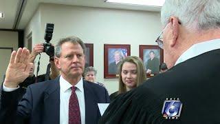 John Hooper sworn in as new sheriff