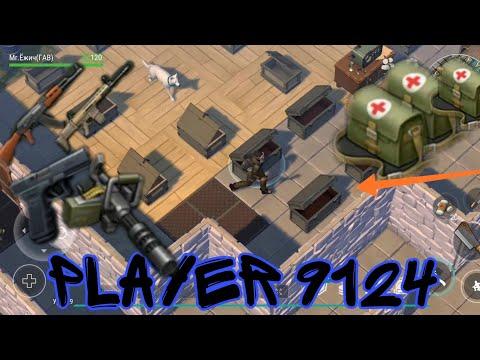 ЭТУ БАЗУ УЖЕ КТО-ТО РЕЙДИЛ ДО МЕНЯ! РЕЙД БАЗЫ Player 9124! Last Day On Earth Survival