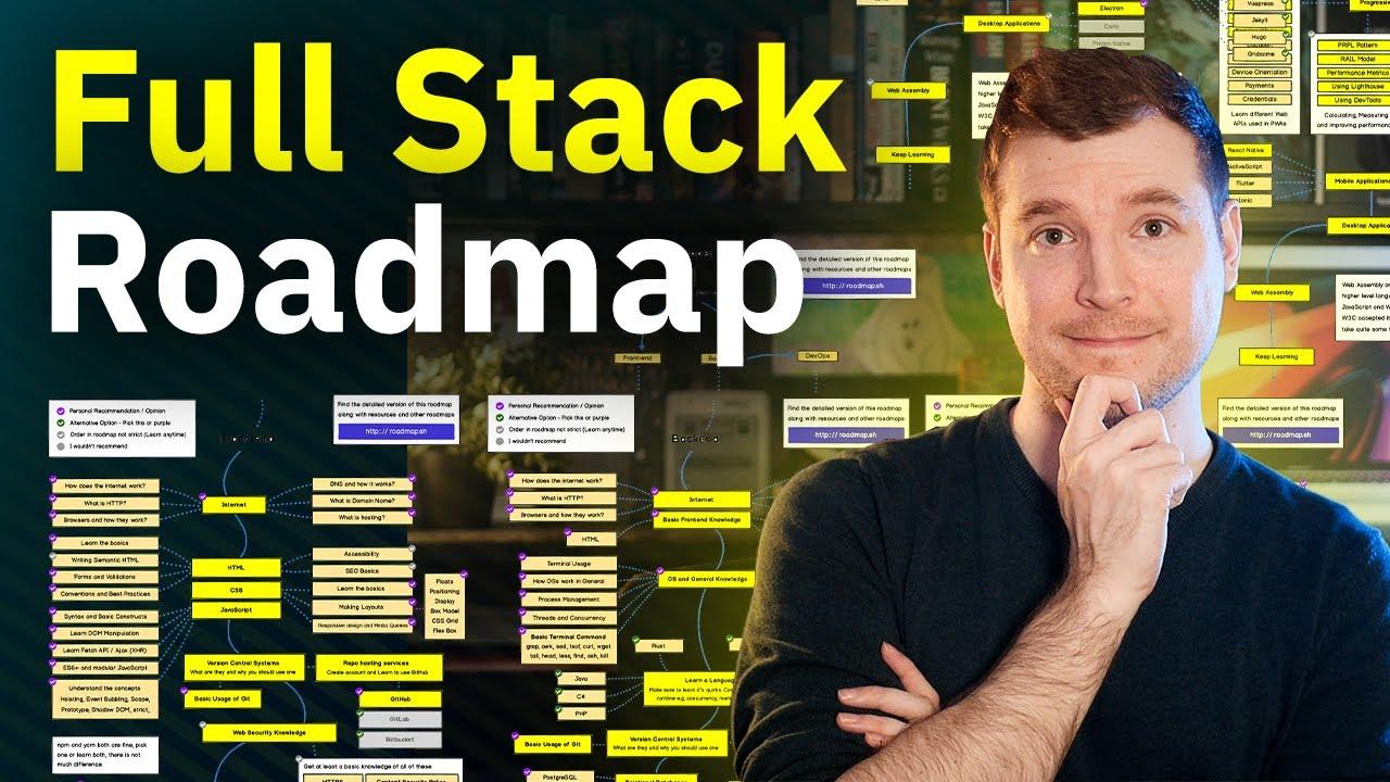 Full Stack Developer Roadmap