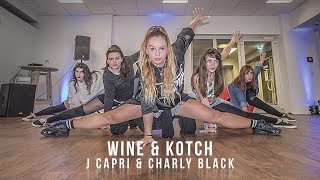 Wine & Kotch by J Capri & Charly Black | Class Mary An | Tanzschule dance&more