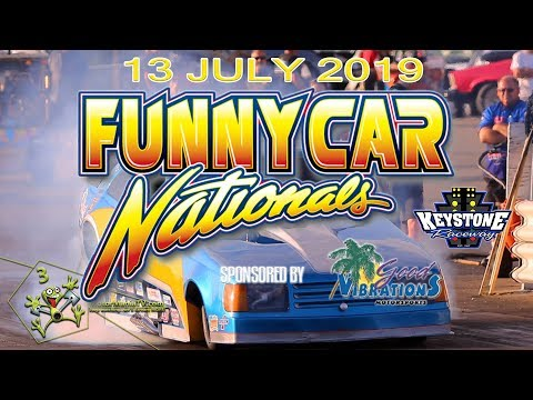 Good Vibrations Motorsports 12th Annual Funny Car Nationals