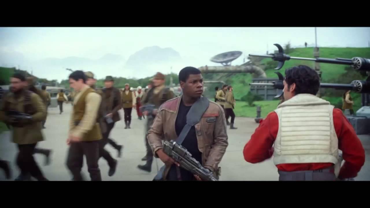 Star Wars: Thần Lực Thức Tỉnh – Trailer Chính Thức