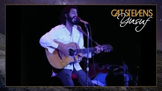 Yusuf / Cat Stevens - Moonshadow (live, Majikat - Earth Tour 1976)