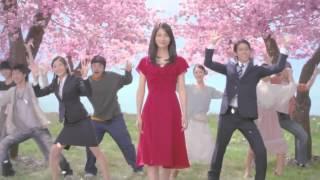 2013年CM JAバンク 「脱ぎ捨てる人々」篇 松下奈緒 永山絢斗.
