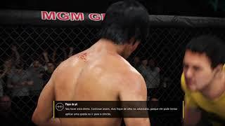 EA SPORTS™ UFC® 3 bruce lee gameplay