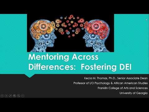 Mentor Skills webinar