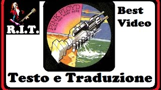 Wish You Were Here - Pink Floyd con testo e traduzione Mp3